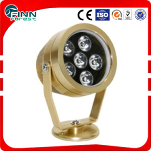 Outdoor Underwater Spot Light DMX LED Fountain Light pictures & photos