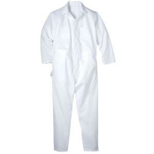 Disposable Microporous Coverall with White Non-Woven Coverall pictures & photos