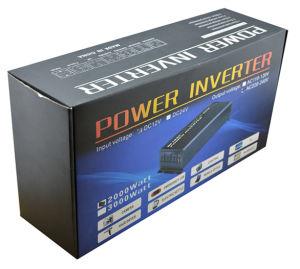 Modified Sine Wave Inverter 2000W Solar Inverter pictures & photos
