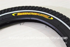 Top Quality Colorful Rubber Bicycle Tyre (ly-a-143) pictures & photos