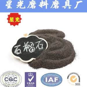 Abrasive Sand Garnet Mesh 80 Supplier for Waterjet Cutting for Sale pictures & photos