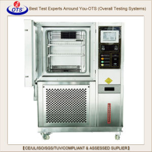 PLC Environmental High Low Temperature Cycling Test Chamber for Plastics pictures & photos
