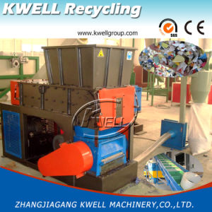 Plastic Shredder with Crusher/Plastic Shredder Two in One Machine pictures & photos
