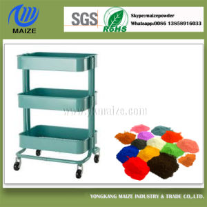 Professional Powder Coating for Aluminum Shelves