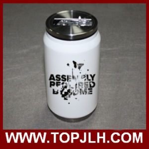 Stainless Steel Sport Canteen with Straw Water Bottle