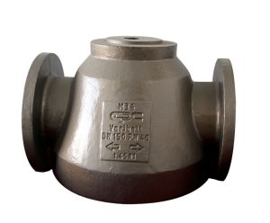 Sand Casting Valve Body Stainless Steel Valve Bonnet pictures & photos