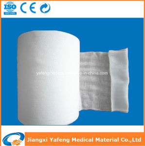 "Absorbent Medical Gauze Roll 36""X100yards for Medical Dressing pictures & photos"