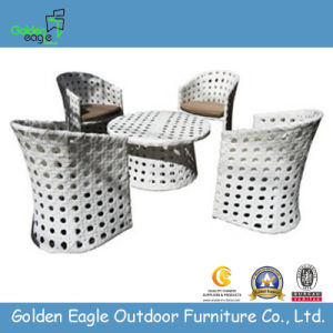 Beautiful Outdoor Rattan Dining Table Set (GP0009)