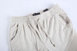 Fashion 100% Polyester Men Pants pictures & photos