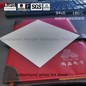 Thermal-Insulated Gpo-3 Board for Electric Cabinet White/Red Color OEM-Available pictures & photos