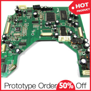 Fast Turn Fr4 RoHS Electronic Prototype Circuit pictures & photos