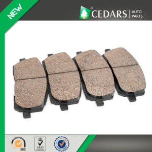 High Quality Ceramic Brake Pad with 12 Months Warranty pictures & photos
