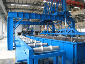 Roller Hearth Hardening and Tempering Furnace pictures & photos