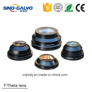 1064nm YAG F-Theta Lens for Laser Marking pictures & photos