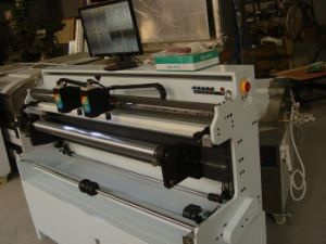 Flexo Sleeve Plate Mounting Machine (DC-YG) pictures & photos