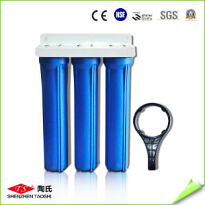 2 Stage Portable Stainless Steel RO Water Purifier pictures & photos