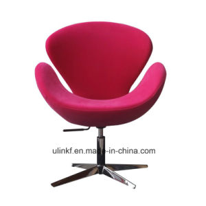 Aluminum Foot Fabric Leisure Bar Stools Chairs Home Furniture (UL-LS405) pictures & photos