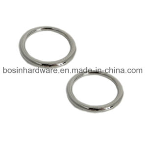 Stainless Steel Round Shape Ring pictures & photos