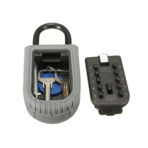 Outdoor High Security Wall Mounted Key Safe Box Secure Lock Combination Outside (601) pictures & photos