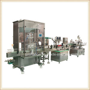 Automaitc Enginee Motor Oil Filling Machine pictures & photos