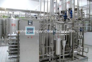 Automatic Dairy Milk Plant pictures & photos