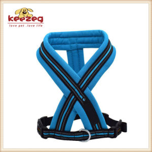 Soft & Comfort Reflective Pet Dog Harness/Quality Nylon (KC0105) pictures & photos