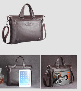 New Men′s Business Bag, European and American Fashion Handbags, Single Shoulder Men′s Bags, Leisure Bags pictures & photos
