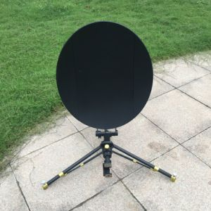 0.6m Carbon Fiber Flyaway Satellite Antenna pictures & photos