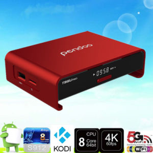 2016 Full HD 1080P Media Player Pendoo TV Box pictures & photos