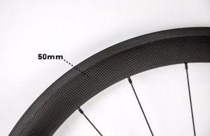 50mm Carbon Clincher Wheels Road Bike Carbon Wheels pictures & photos