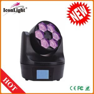 Osram RGBW Diamond-Zoom Moving Head Light for Stage with Ce pictures & photos