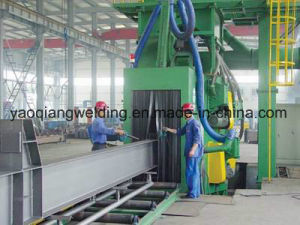 Factory Directly Sell Ce Certificated Shot Blasting Machine pictures & photos