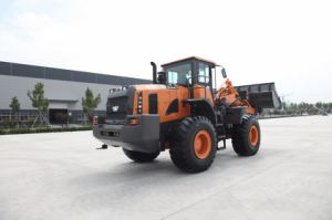 Ensign Brand 5 Ton Front Wheel Loader Model Yx656 with Joystick From China pictures & photos