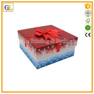 Custom Cardboard Black Gift Drawer Box pictures & photos