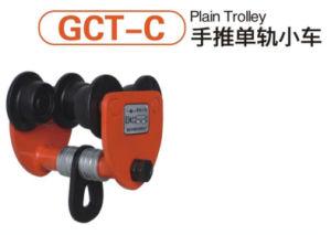 Hand Lifting Plain Trolley for Hoist