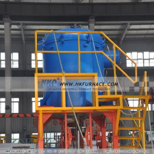 Vacuum Graphite Calcining Furnace with Automatic Control pictures & photos