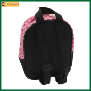Cut Cartoon Pink Backpack School Bag for Little Girl (TP-BP218) pictures & photos