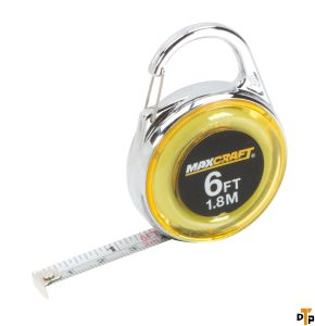 Plastic Promotion Custom Mini Steel Tape Measure pictures & photos