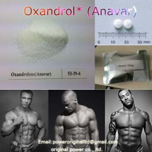 Best Quality Raw Hormone Steroids Powder Anavar 100mg/Ml pictures & photos