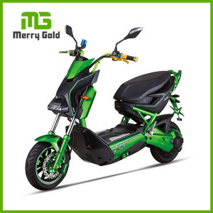 Newest Design Light Weight Electric Scooter with Front Suspension pictures & photos