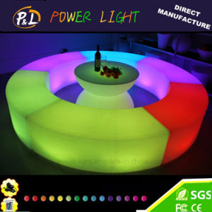 Color Changing LED Light up Outdoor Furniture pictures & photos
