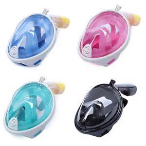 Cool Snorkel Free Breath Snorkeling Mask with Anti-Fog /Anti-Leak Technology pictures & photos