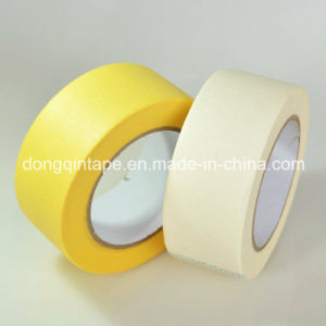 60 Degree Crepe Paper Tape for General Purpose (24mmx15m) pictures & photos