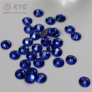 China Manefacture Hot Fix Rhinestone Ss10 Crystal pictures & photos