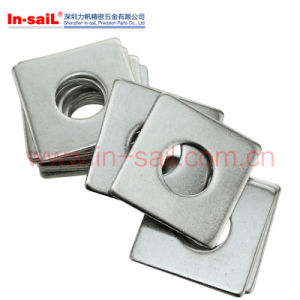 DIN436 Square Washers for Use in Timber Constructions pictures & photos
