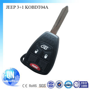 Car Key Remote for Jeep pictures & photos
