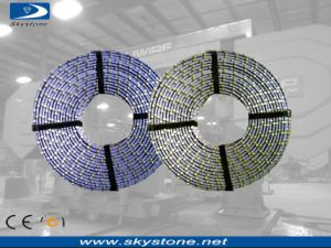 Inquiry for Granite Block Cutting Wire Saw pictures & photos