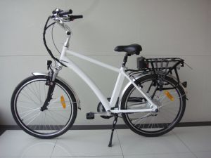 Good Look 36V 250W City Electric Bike with Alloy Frame pictures & photos