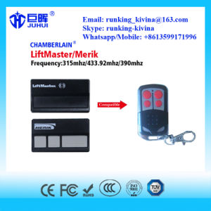 Merlin Remote Control Rolling Code 390MHz 315MHz and 433.92MHz pictures & photos