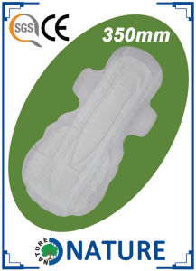 Premium Flow Smooth Dry Wave Surface Sanitary Pads pictures & photos
